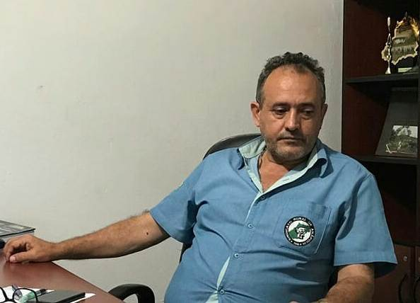 Pedro Olímpio Neto presidente do Sindicato Rural