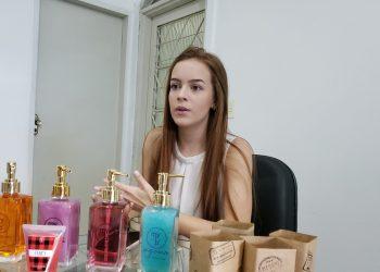 Bruna comemora um ano de sucesso de sua marca e já planeja o crescimento do negócio até o final do ano