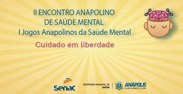 Evento abordará saúde mental