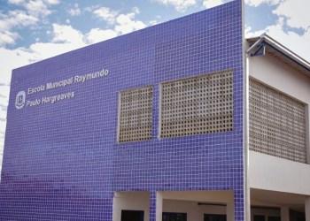 Escola Bairro Santo Antônio