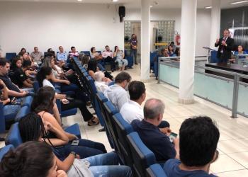 Gomide reunião Itumbiara UEG IFG