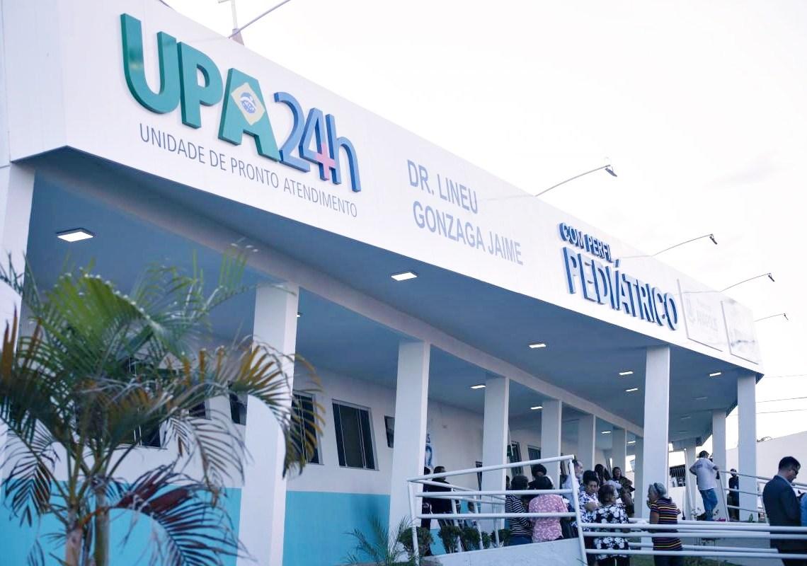 UPA pediátrica Anápolis