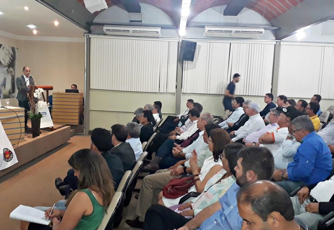 seminário emprego