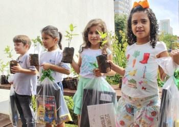 Ação Ambiental- Foto Prefeitura de Anápolis- Divulgação