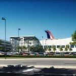 Galería: Revelan diseño del futuro Terminal de Cruceros de Carnival en Puerto Cañaveral