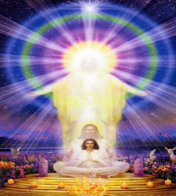 Invoque o seu Eu Espiritual Ascensionado