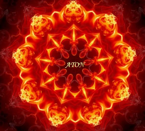 ATON:É O DEUS SOL ADORADO POR AKHENATON
