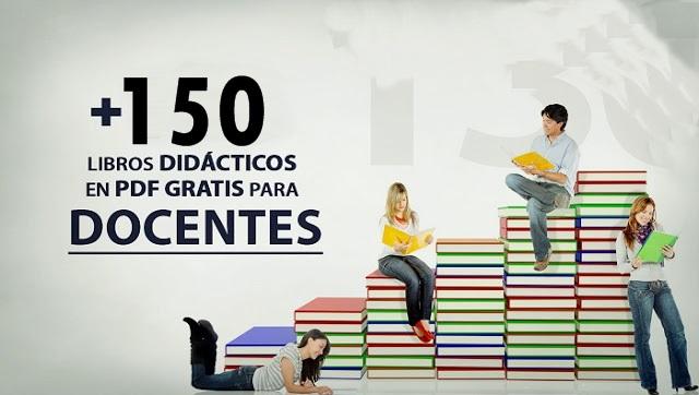 150 libros didacticos