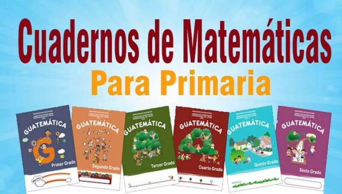 cuardenos de matematicas para primaria