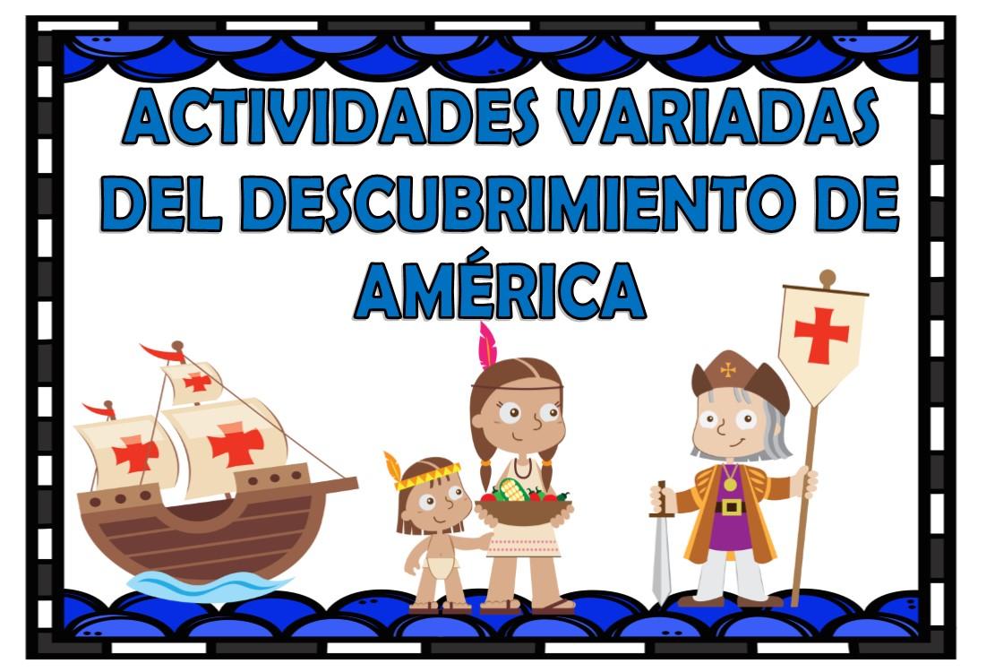 actividadesdescrubrimientodeamerica