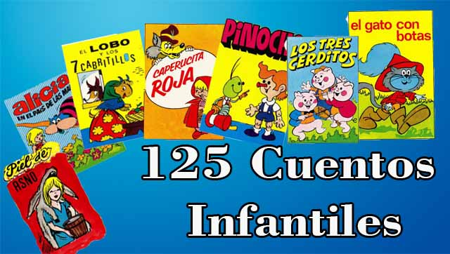 Descargar Cuentos Cortos : 125 Cuentos Infantiles Clásicos