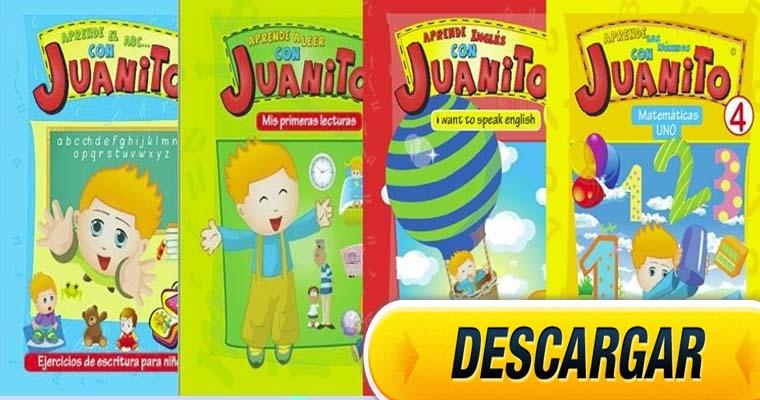 Libros Serie Aprende con Juanito ( Descargar PDF )