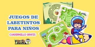juegos de laberintos para niños