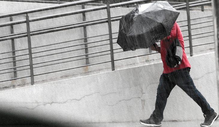 Previsão é de segunda-feira com chuva em MS