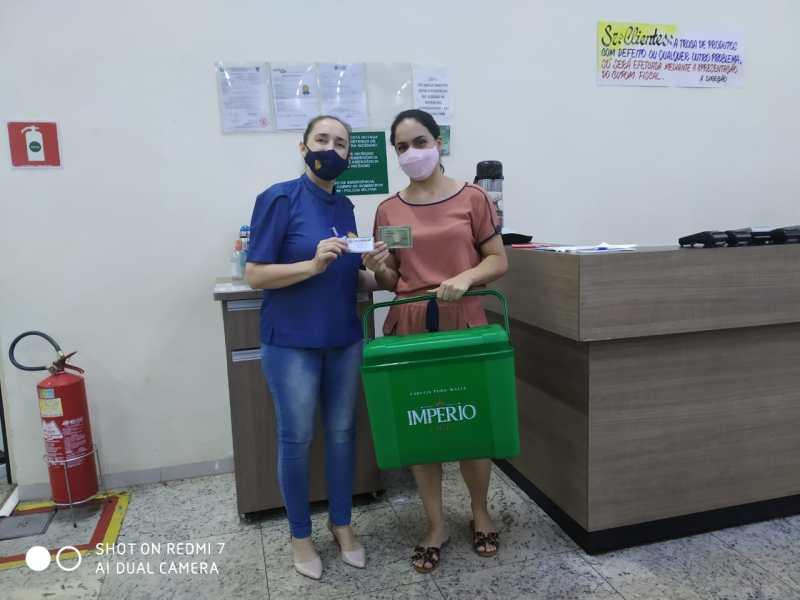 Supermercado Sol realiza entrega de prêmios da Promoção de Natal