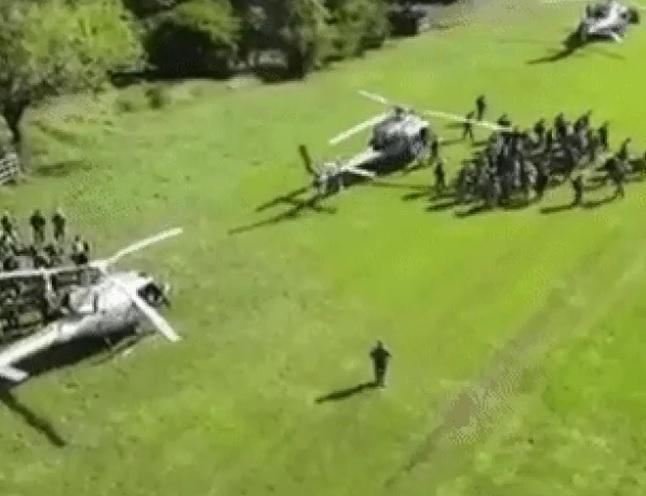 Em duas fases, mega operação entre Paraguai e Brasil destrói 3,4 toneladas de maconha