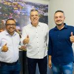 Vice-prefeito Eduardo Campos visita Câmara de Vereadores
