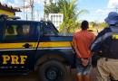 PRF flagra motorista sob efeito de cocaína transportando tabletes de maconha na BR-364