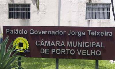MBL entra na justiça contra o bônus natalino na Câmara de Vereadores de Porto Velho