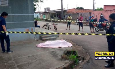 Mulher de 18 anos morre após levar um tiro na perna em Porto Velho-min
