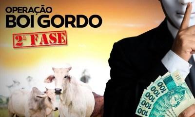 """Ministério Público de Rondônia deflagra segunda fase da Operação """"Boi Gordo"""""""