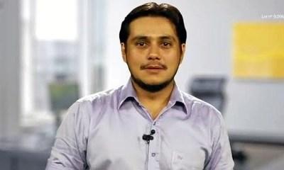 Samir Damião é o novo Presidente do PATRIOTA em Porto Velho