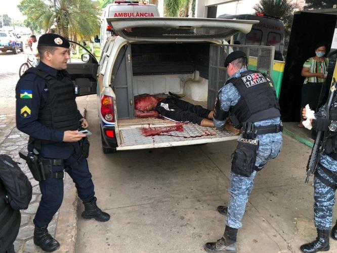 Criminoso que fugiu do Urso Branco após pular o muro morre em confronto com a Polícia