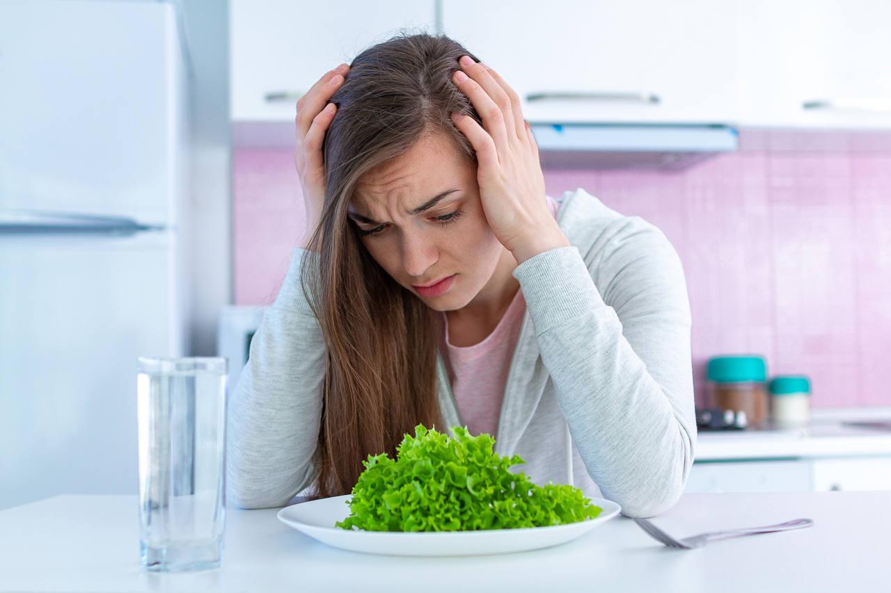 Clínica Popular Goiânia - Comer pouco não é igual a comer de forma saudável