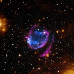 As Supernovas Varrem o Espaço!