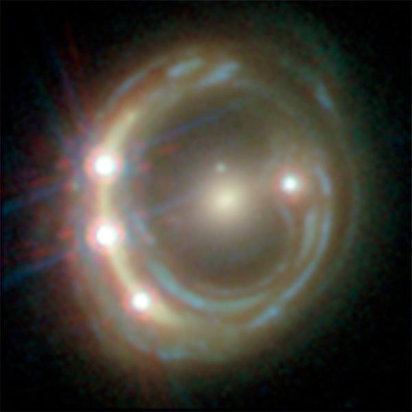 Quasar RXJ1131-1231