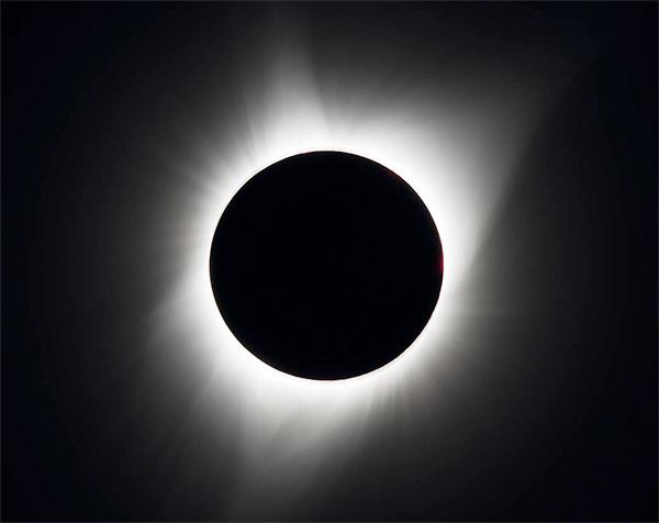 Eclipse Solar Total 2017 – Imagens e Vídeos