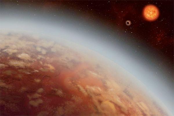 Duas superterras em torno da estrela K2-18