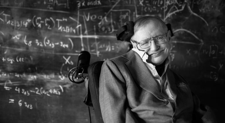 Professor Stephen Hawking (1942-2018)