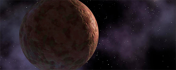 """Gravidade acumulada (e não o Planeta Nove) pode explicar órbitas de """"objetos separados"""""""