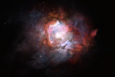 O mistério das estrelas maciças