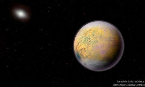 Planeta X.