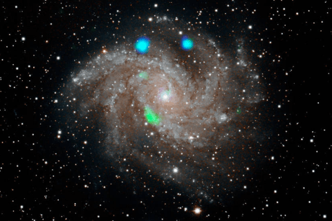 NGC 6946 e ULX-4