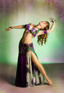 Maria Belly Dance