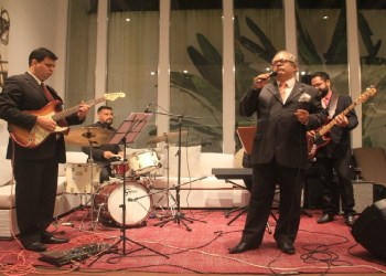 HUMBERTO AMORIM E TRIO MY MANHATTAN JAZZ SHOW 'ROMÂNTICOS DE MANAUS', NA TRATORIA TORINO