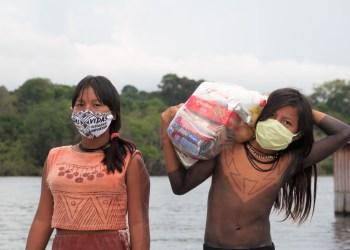 PRÊMIO PARA ATIVISTA GRETA THUNBERG BENEFICIA CAMPANHA 'SOS AMAZÔNIA'