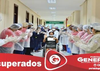 AMAZONAS TEM 105.369 MIL PESSOAS RECUPERADAS DA COVID-19 NESTA TERÇA-FEIRA (08