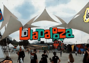 LOLLAPALOOZA ANUNCIA LINE-UP DE VERSÃO ONLINE