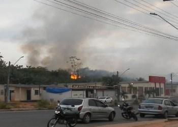 BOMBEIROS ATENDERAM SEIS OCORRÊNCIAS NESSA TERÇA-FEIRA EM MANAUS