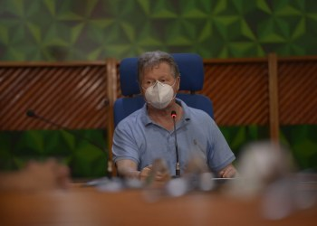 ARTHUR VIRGÍLIO DEFENDE 'SIMPLIFICA JÁ' EM REUNIÃO DA FNP, MAS QUER PROTEÇÃO DOS INTERESSES DA ZFM