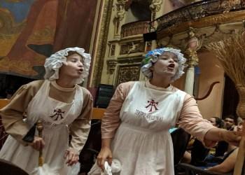 TEATRO AMAZONAS APRESENTA 'LIVRO VIVO' NESTE SÁBADO (26)