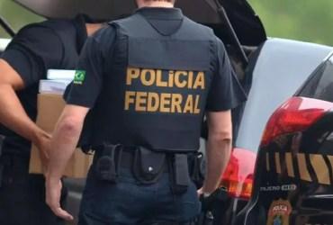 POLÍCIA FEDERAL OPERAÇÃO