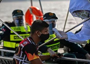AMAZONAS REGISTRA 292 NOVOS CASOS DE COVID-19 NESTA SEGUNDA-FEIRA (28/09)