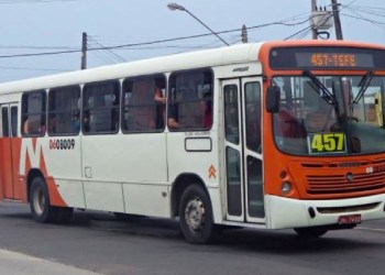 POLÍCIA MILITAR PRENDE, NO COROADO, SUSPEITO DE ROUBAR ÔNIBUS COM 11 CELULARES