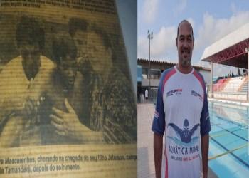 RECORDE INSUPERÁVEL DE JEFFERSON MASCARENHAS NA TRAVESSIA ALMIRANTE TAMANDARÉ