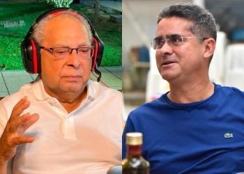 Nova pesquisa mostra Amazonino Mendes e David Almeida em empate técnico